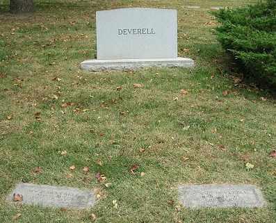 DEVERELL, FAMILY - Douglas County, Nebraska   FAMILY DEVERELL - Nebraska Gravestone Photos