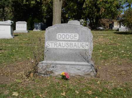 STRAUSBAUGH, FAMILY - Douglas County, Nebraska | FAMILY STRAUSBAUGH - Nebraska Gravestone Photos