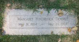 DOORLY, MARGARET - Douglas County, Nebraska | MARGARET DOORLY - Nebraska Gravestone Photos
