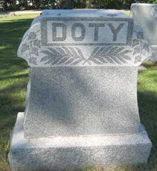 DOTY, FAMILY - Douglas County, Nebraska | FAMILY DOTY - Nebraska Gravestone Photos