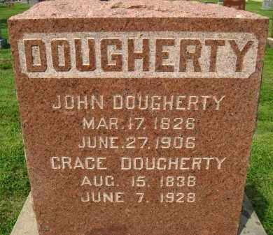DOUGHERTY, JOHN - Douglas County, Nebraska   JOHN DOUGHERTY - Nebraska Gravestone Photos