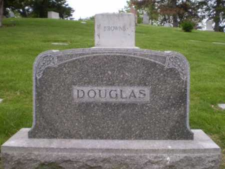 DOUGLAS, FAMILY MARKER - Douglas County, Nebraska | FAMILY MARKER DOUGLAS - Nebraska Gravestone Photos