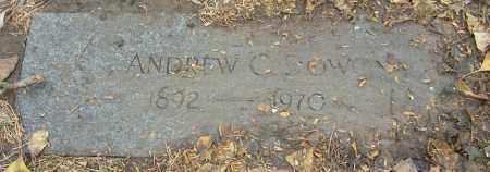 DOW, ANFREW C. - Douglas County, Nebraska | ANFREW C. DOW - Nebraska Gravestone Photos