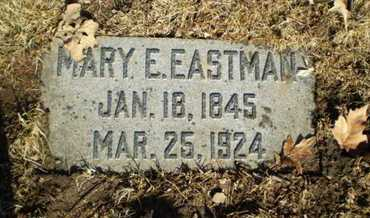 COMP EASTMAN, MARY ELLEN - Douglas County, Nebraska | MARY ELLEN COMP EASTMAN - Nebraska Gravestone Photos