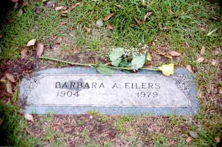 ROSS EILERS, BARBARA AGNES - Douglas County, Nebraska | BARBARA AGNES ROSS EILERS - Nebraska Gravestone Photos