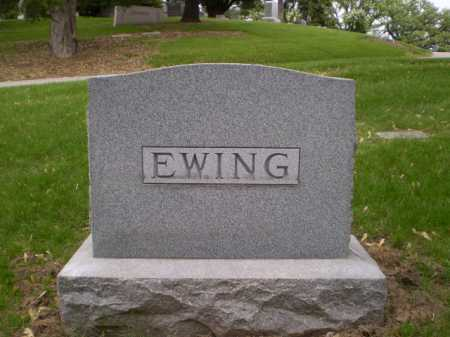 EWING, FAMILY - Douglas County, Nebraska | FAMILY EWING - Nebraska Gravestone Photos