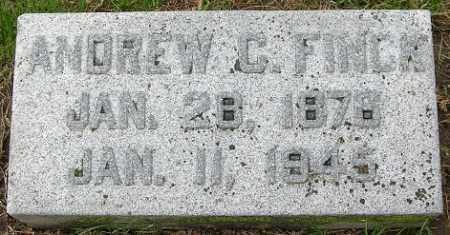 FINCK, ANDREW C. - Douglas County, Nebraska | ANDREW C. FINCK - Nebraska Gravestone Photos