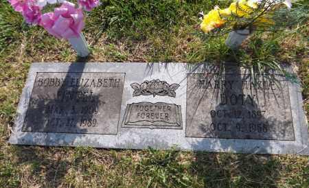 FINTEL, BOBBY ELIZABETH - Douglas County, Nebraska   BOBBY ELIZABETH FINTEL - Nebraska Gravestone Photos