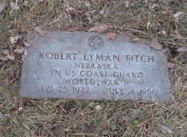 FITCH, ROBERT LYMAN - Douglas County, Nebraska | ROBERT LYMAN FITCH - Nebraska Gravestone Photos