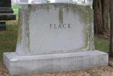 FLACK, CAROLINE S. - Douglas County, Nebraska | CAROLINE S. FLACK - Nebraska Gravestone Photos