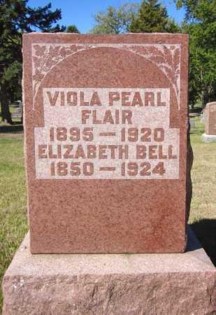 FLAIR, VIOLA - Douglas County, Nebraska   VIOLA FLAIR - Nebraska Gravestone Photos