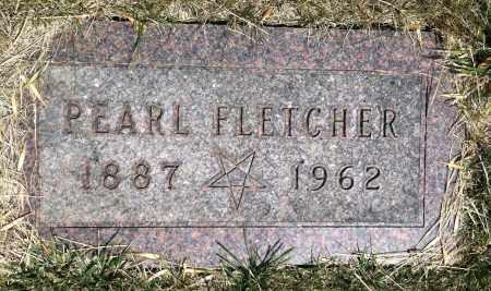 FLETCHER, PEARL - Douglas County, Nebraska | PEARL FLETCHER - Nebraska Gravestone Photos