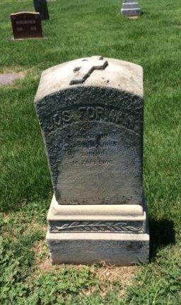 FORMAN, JOSEPH - Douglas County, Nebraska   JOSEPH FORMAN - Nebraska Gravestone Photos