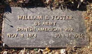 FOSTER, WILLIAM L. - Douglas County, Nebraska | WILLIAM L. FOSTER - Nebraska Gravestone Photos