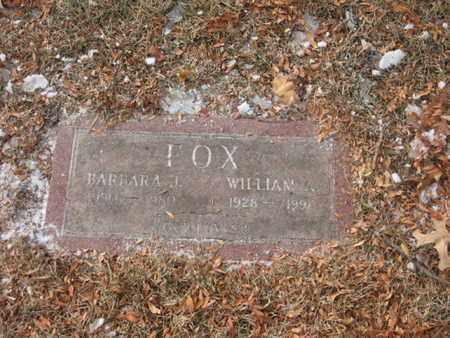 FOX, BARBARA - Douglas County, Nebraska   BARBARA FOX - Nebraska Gravestone Photos