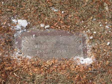 FOX, WILLIAM - Douglas County, Nebraska | WILLIAM FOX - Nebraska Gravestone Photos