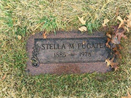 PERKINS FUGATE, STELLA MALVINA - Douglas County, Nebraska | STELLA MALVINA PERKINS FUGATE - Nebraska Gravestone Photos
