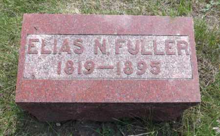 FULLER, ELIAS N. - Douglas County, Nebraska | ELIAS N. FULLER - Nebraska Gravestone Photos