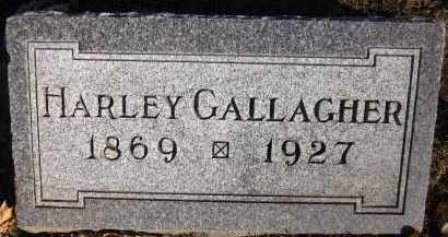 GALLAGHER, HARLEY - Douglas County, Nebraska | HARLEY GALLAGHER - Nebraska Gravestone Photos