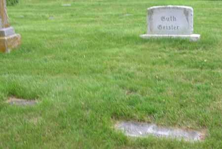 GUTH, JOSEPH P. - Douglas County, Nebraska | JOSEPH P. GUTH - Nebraska Gravestone Photos