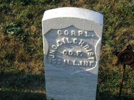 GILCHRIST, JOHN F - Douglas County, Nebraska   JOHN F GILCHRIST - Nebraska Gravestone Photos