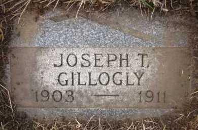 GILLOGLY, JOSEPH T. - Douglas County, Nebraska | JOSEPH T. GILLOGLY - Nebraska Gravestone Photos