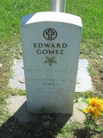 GOMEZ, EDWARD - Douglas County, Nebraska | EDWARD GOMEZ - Nebraska Gravestone Photos