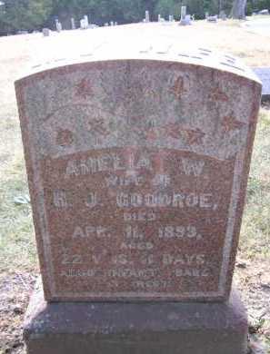 GOODROE, INFANT - Douglas County, Nebraska   INFANT GOODROE - Nebraska Gravestone Photos