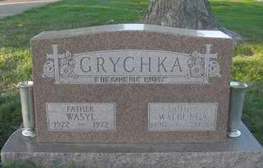 GRYCHKA, WASYL - Douglas County, Nebraska | WASYL GRYCHKA - Nebraska Gravestone Photos
