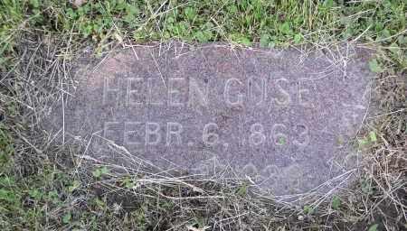 GUSE, HELEN - Douglas County, Nebraska   HELEN GUSE - Nebraska Gravestone Photos