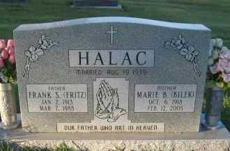 HALAC, FRANK S. - Douglas County, Nebraska   FRANK S. HALAC - Nebraska Gravestone Photos