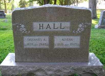 HALL, SYLVANUS - Douglas County, Nebraska | SYLVANUS HALL - Nebraska Gravestone Photos