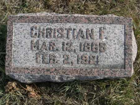 HANSEN, CHRISTIANA I. - Douglas County, Nebraska | CHRISTIANA I. HANSEN - Nebraska Gravestone Photos