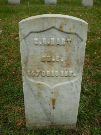 HART, C. H. - Douglas County, Nebraska | C. H. HART - Nebraska Gravestone Photos