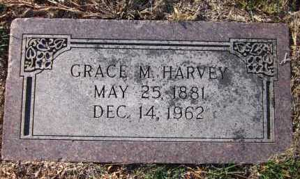 HARVEY, GRACE M. - Douglas County, Nebraska | GRACE M. HARVEY - Nebraska Gravestone Photos
