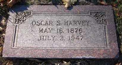 HARVEY, OSCAR S. - Douglas County, Nebraska | OSCAR S. HARVEY - Nebraska Gravestone Photos