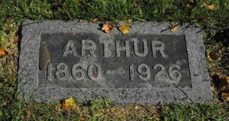 HAZLETON, ARTHUR - Douglas County, Nebraska | ARTHUR HAZLETON - Nebraska Gravestone Photos