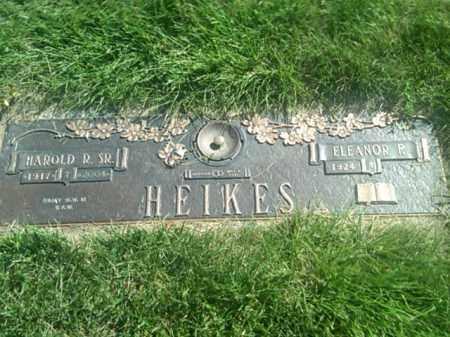 HEIKES, HAROLD - Douglas County, Nebraska | HAROLD HEIKES - Nebraska Gravestone Photos