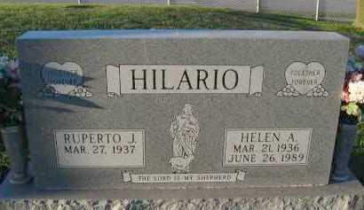 HILARIO, HELEN A. - Douglas County, Nebraska   HELEN A. HILARIO - Nebraska Gravestone Photos