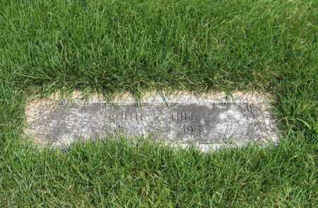 HILL, EDITH - Douglas County, Nebraska | EDITH HILL - Nebraska Gravestone Photos