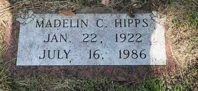 HIPPS, MADELIN C. - Douglas County, Nebraska | MADELIN C. HIPPS - Nebraska Gravestone Photos