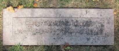 HITCHCOCK, GILBERT MONELL - Douglas County, Nebraska | GILBERT MONELL HITCHCOCK - Nebraska Gravestone Photos