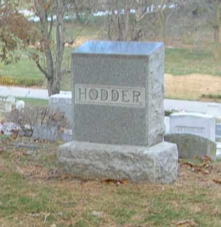 HODDER, DAVID M. - Douglas County, Nebraska | DAVID M. HODDER - Nebraska Gravestone Photos