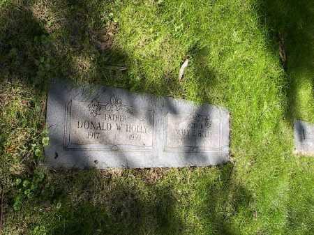 HOLLY, MARY E - Douglas County, Nebraska | MARY E HOLLY - Nebraska Gravestone Photos