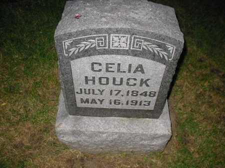 HOUCK, CELIA - Douglas County, Nebraska | CELIA HOUCK - Nebraska Gravestone Photos