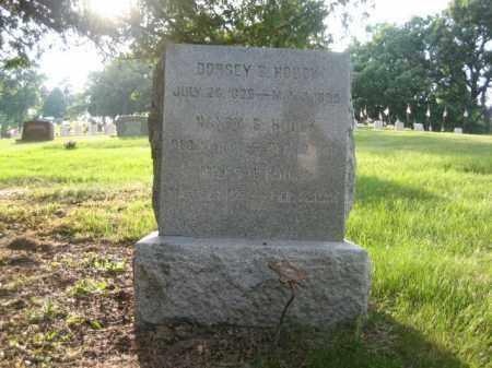 HOUCK, MILES D. - Douglas County, Nebraska | MILES D. HOUCK - Nebraska Gravestone Photos