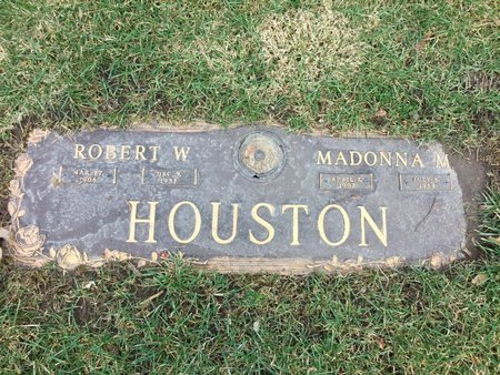 HOUSTON, MADONNA - Douglas County, Nebraska | MADONNA HOUSTON - Nebraska Gravestone Photos