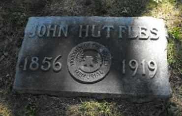 HUTFLES, JOHN - Douglas County, Nebraska | JOHN HUTFLES - Nebraska Gravestone Photos