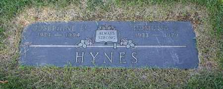 HYNES, EDMUND J. - Douglas County, Nebraska | EDMUND J. HYNES - Nebraska Gravestone Photos