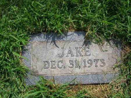 ISAACSON, JACOB - Douglas County, Nebraska | JACOB ISAACSON - Nebraska Gravestone Photos